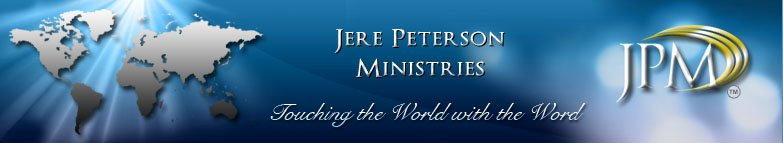 Jere Peterson Ministries